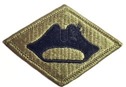 Vermont National Guard OCP Patch with Hook Fastener (pair) - Insignia Depot