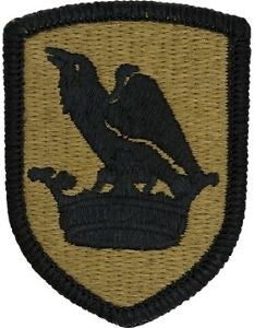 Washington National Guard OCP Patch with Hook Fastener (pair) - Insignia Depot