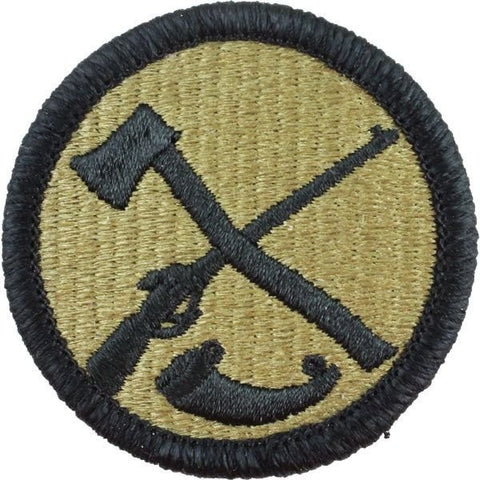 West Virginia National Guard OCP Patch with Hook Fastener (pair) - Insignia Depot