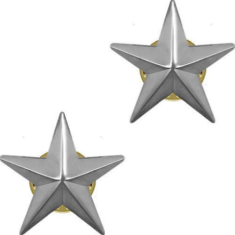 USN O7 Rear Admiral (one star) Brite Pin-on - Insignia Depot