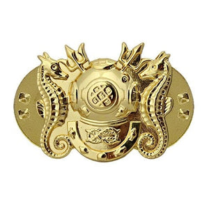 Diving Officer Navy Collar Device - Insignia Depot