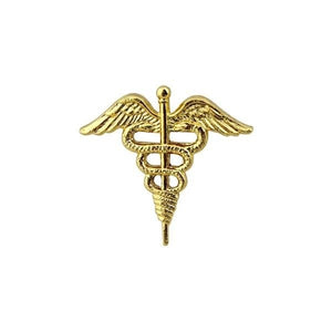 Medical Dental Service Navy Collar Device - Insignia Depot