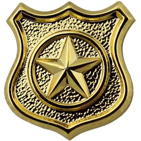 Physical Security Technician Navy Collar Device - Insignia Depot