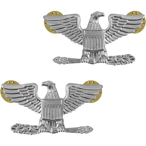 Colonel USMC Officer Collar Rank - Insignia Depot