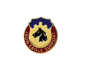 127th Support Battalion Unit Crest (Each) - Insignia Depot