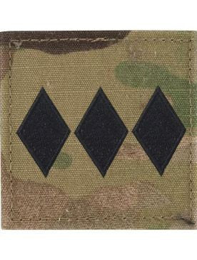 O6 ROTC Colonel OCP Rank with Hook Fastener - Insignia Depot