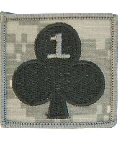 327th Infantry 1st Battalion ACU Helmet Patch - Insignia Depot