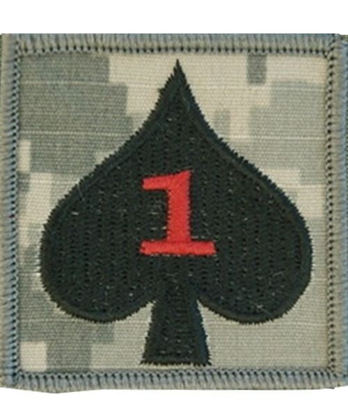 506th Infantry 1st Battalion ACU Helmet Patch - Insignia Depot