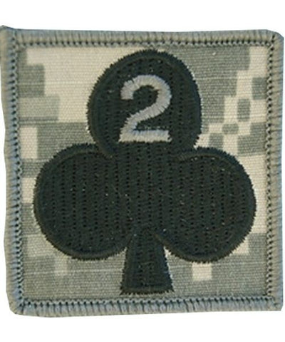 327th Infantry 2nd Battalion ACU Helmet Patch - Insignia Depot