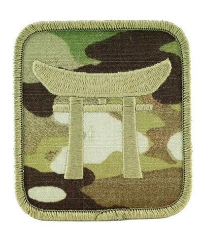 187th  Rakkasan OCP Helmet Patch - Insignia Depot
