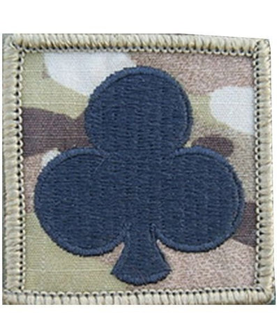 327th Infantry Club OCP Helmet Patch - Insignia Depot
