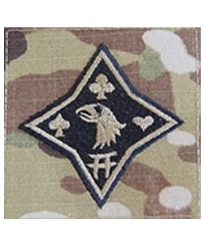 101st Sustainment OCP Helmet Patch - Insignia Depot