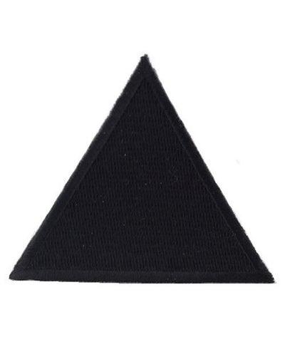 159th Infantry Triangles Black Helmet Patch - Insignia Depot