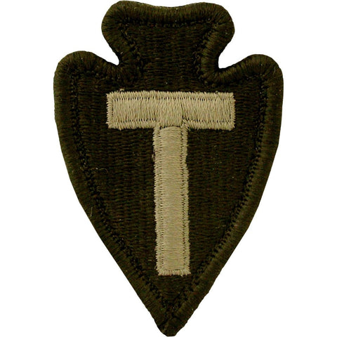 36th Infantry Division OCP Patch with Hook Fastener (pair) - Insignia Depot