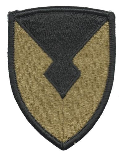 U.S. Army Materiel Command OCP Patch with Hook Fastener (pair) - Insignia Depot