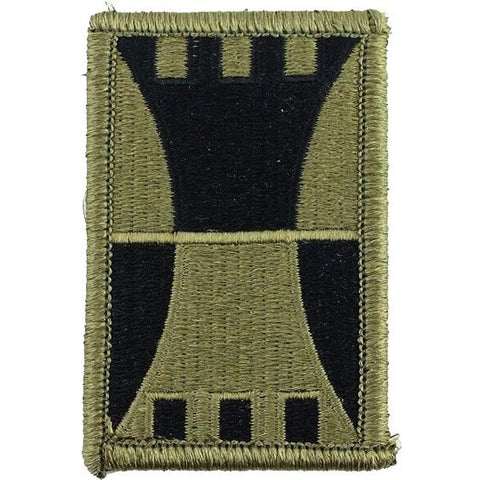 412th Theater Engineer Command OCP Patch with Hook Fastener (pair) - Insignia Depot