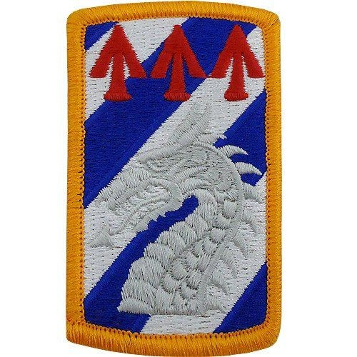 3rd Sustainment Brigade Color Sew-on Patch - Insignia Depot