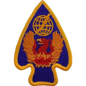 Air Traffic Service Command Color Sew-on Patch - Insignia Depot