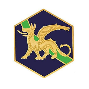 22nd Chemical Battalion Unit Crest (Each) - Insignia Depot