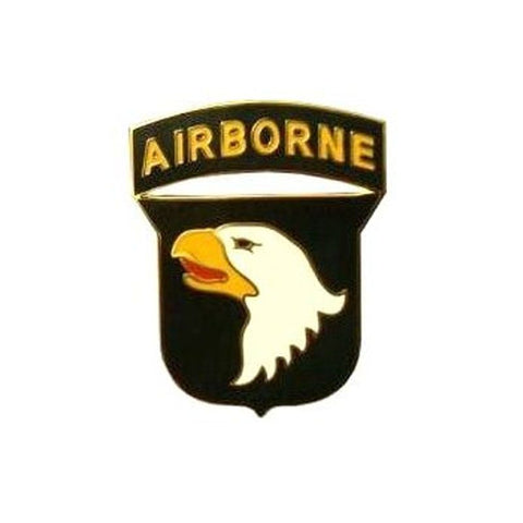 101st Airborne Division (Patch Design) Pin (Each) - Insignia Depot