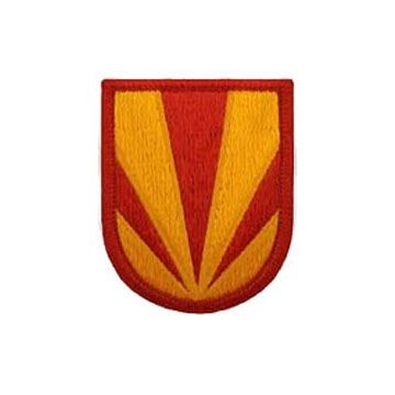 4th Air Defense Artillery 3rd Battalion Flash - Insignia Depot