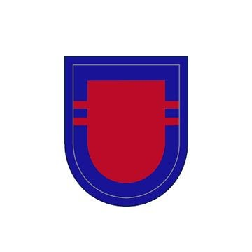 501st Infantry 2nd Battalion Flash - Insignia Depot
