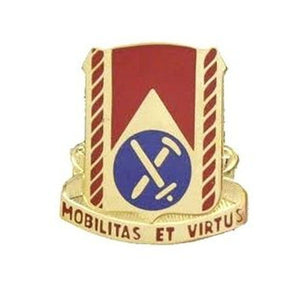710th Support Battalion Unit Crest (Each) - Insignia Depot