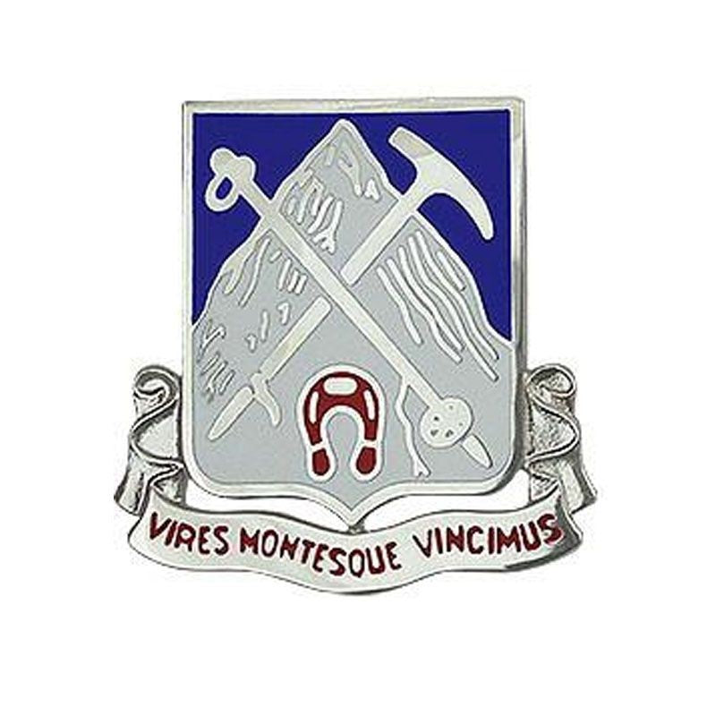 87th Infantry Regiment Unit Crest (Each) - Insignia Depot