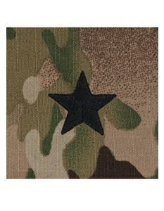 O7 B.G. Rank OCP 2x2 Sew on - Insignia Depot