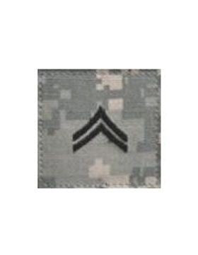 E4 Corporal ACU with Hook Fastener - Insignia Depot