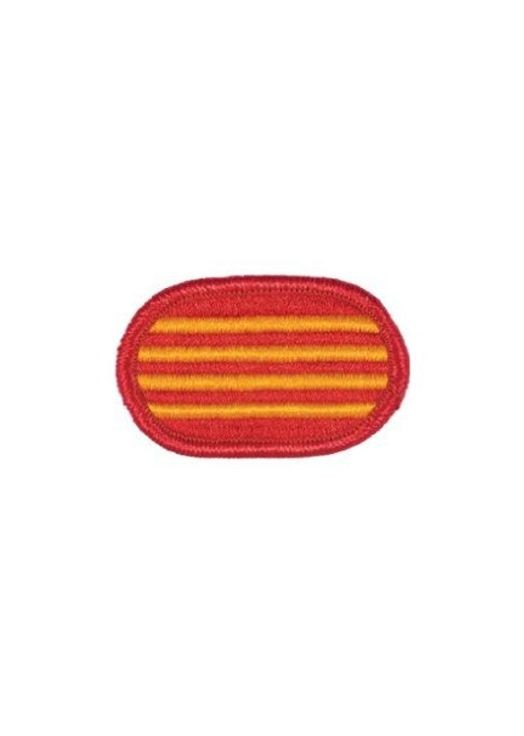 319th Field Artillery 4th Battalion Oval - Insignia Depot