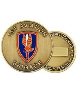 1st Aviation Brigade Challenge Coin - Insignia Depot