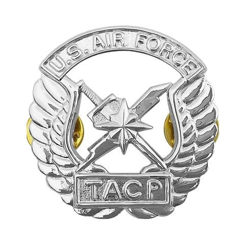 TACP Basic Air Force Brite Badge - Insignia Depot