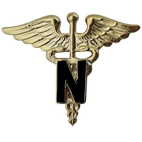Medical Nurse N Brite Pin-on - Insignia Depot