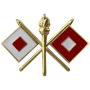 Signal Brite Pin-on - Insignia Depot