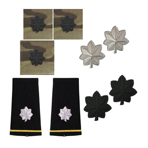 US Army O5 Leutenant Colonel Rank Bundle - Insignia Depot