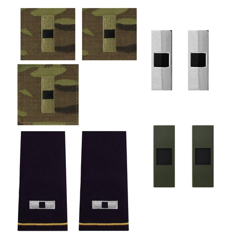 US Army WO1 Warrant Officer 1 Rank Bundle - Insignia Depot