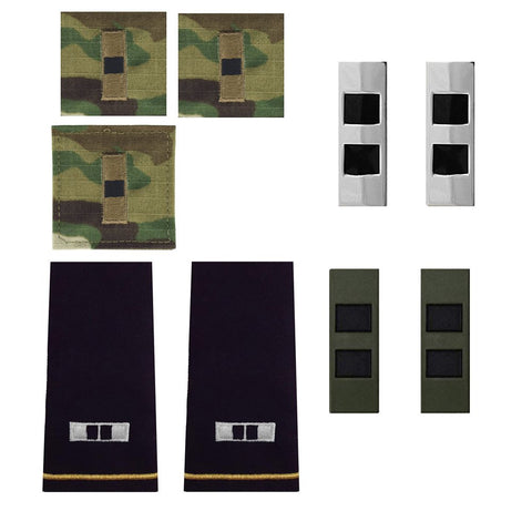US Army WO2 Warrant Officer 2 Rank Bundle - Insignia Depot
