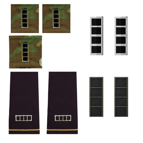 US Army WO4 Warrant Officer 4 Rank Bundle - Insignia Depot