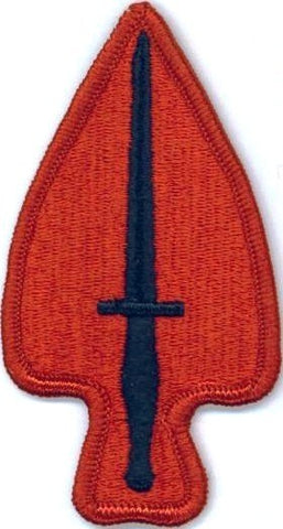 Special Operations Command Color Sew-on Patch - Insignia Depot