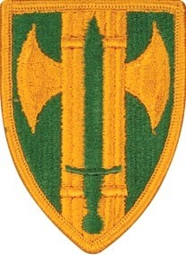 18th Military Police Brigade Color Sew-on Patch - Insignia Depot