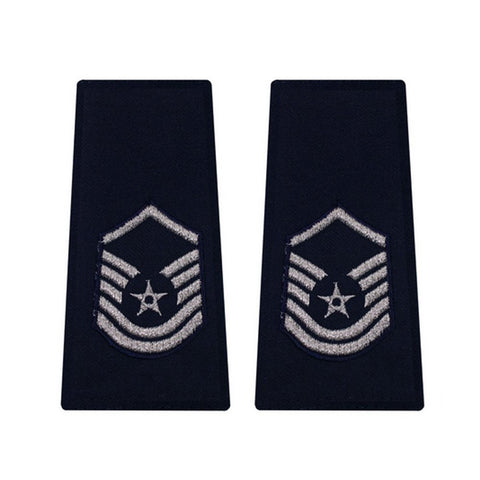 US Air Force Master Sergeant Epaulets - Insignia Depot