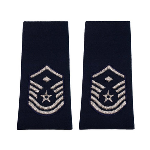 US Air Force Master Sergeant With Diamond Epaulets - Insignia Depot