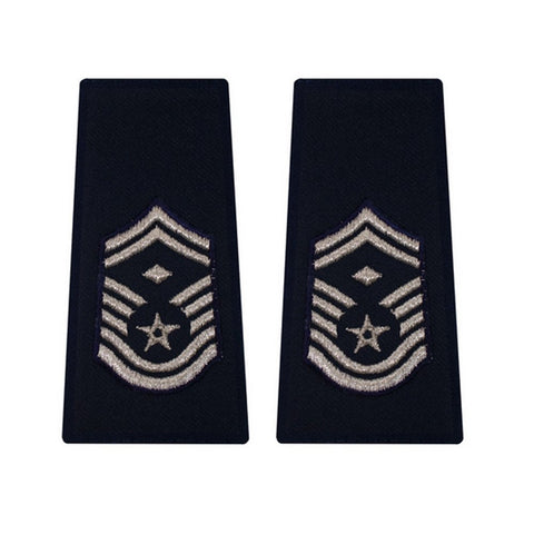US Air Force Senior Master Sergeant With Diamond Epaulets - Insignia Depot