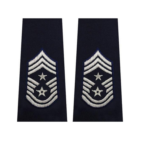 US Air Force Command Chief Master Sergeant Epaulets - Insignia Depot