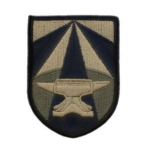 US Army Futures Command OCP Patch with Hook Fastener (pair) - Insignia Depot