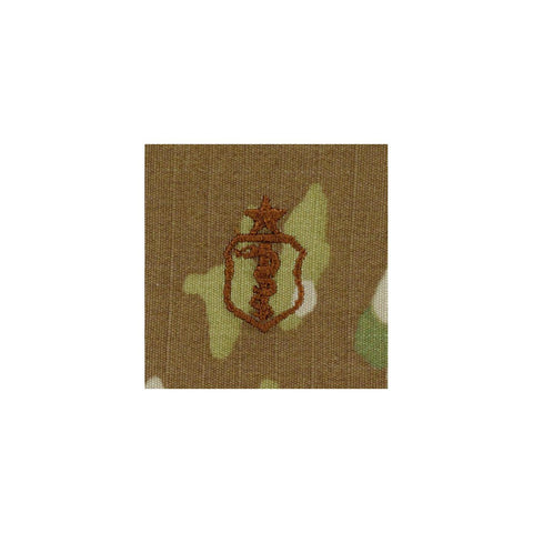 US Air Force Physician Senior OCP Spice Brown Badge - Insignia Depot