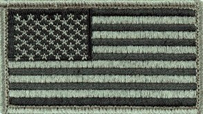U.S. Flag ACU Sew-on Patch - Insignia Depot