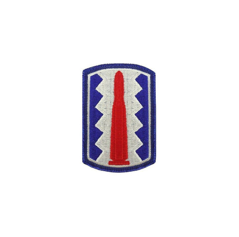197th Infantry Brigade Color Sew-On Patch - Insignia Depot
