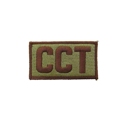 US Air Force CCT OCP Brassard with Spice Brown Border and Hook Fastener - Insignia Depot